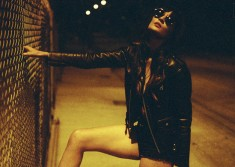 Take Me Into The Night, a fashion editorial by Derek Wood