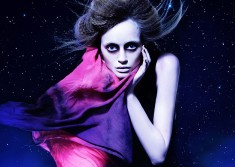 The Chaos Theory, fashion editorial by Thom Kerr