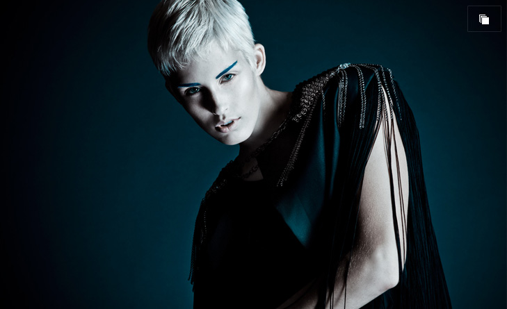 Night Crawler, fashion editorial by Jennifer Avello