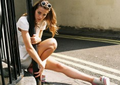 London Bricks, fashion editorial by Josefina Alazraki