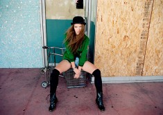 LA Woman, fashion editorial by Aysha Banos
